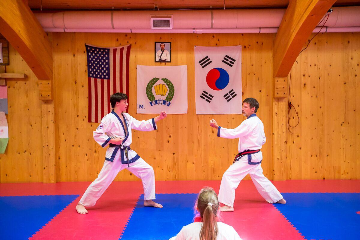 Martial Arts Classes - Sawbuck Dojang